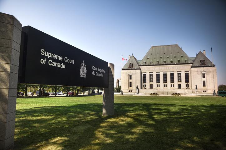 Facebook Court Canada